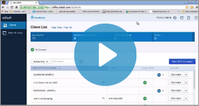 How to create a new QBO Company from QuickBooks Online Accountant