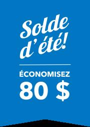 Summer Sale Save $80