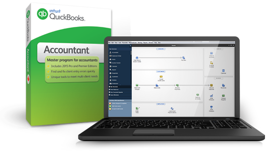 QuickBooks Accountant Edition
