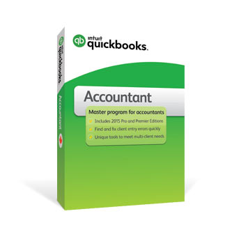 Intuit QuickBooks Accountant 2016