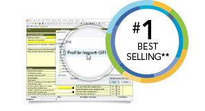 ProFile. #1 Best-selling