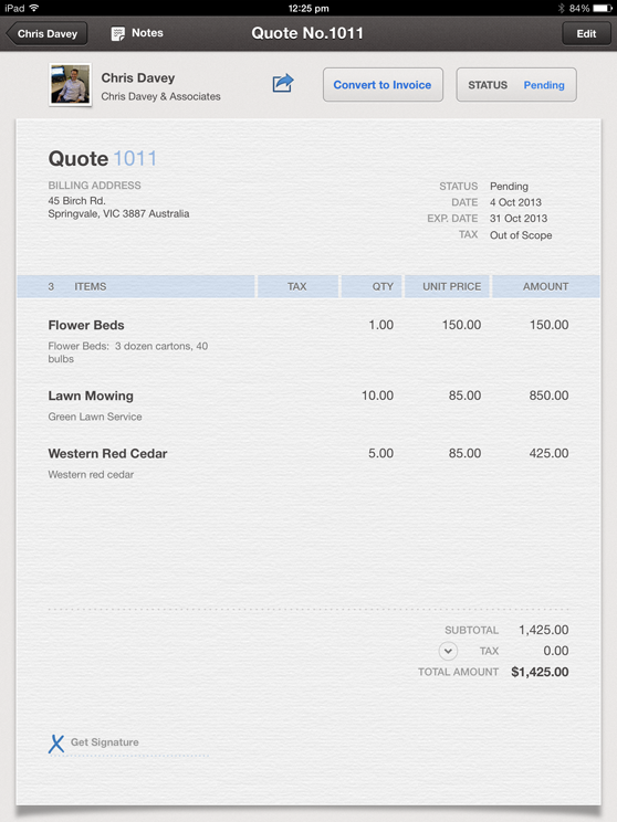 mobile accounting apps intuit quickbooks