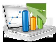 Graphs - advantages of Quickbooks Online