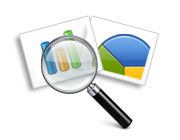 Magnifying glass - advantages of Quickbooks Online