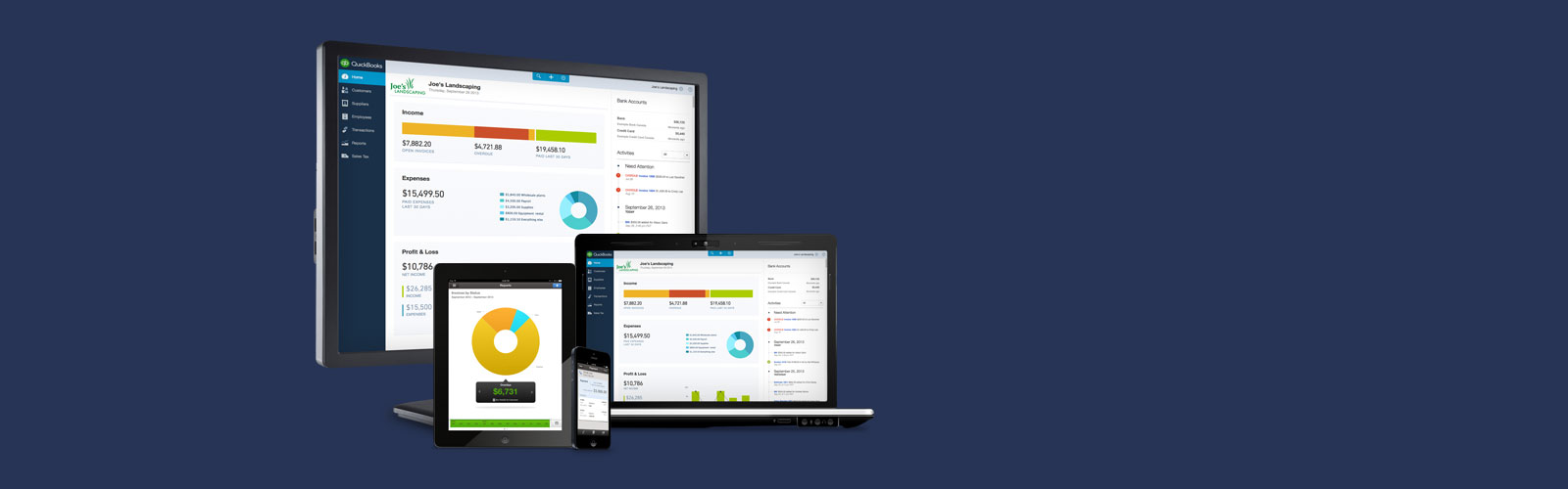 Online business accounting for your business
