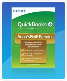 QuickBooks Premier (édition pour comptables)
