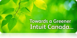 Intuit Information - Active in Our Communities & Going Green
