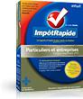 ImpôtRapide particuliers et entreprises – Version sur CD/à télécharger