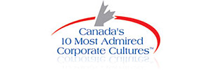 En Anglais Seulement: Canada's 10 Most Admired Corporate Cultures