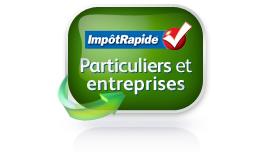 ImpôtRapide particuliers et entreprises en ligne