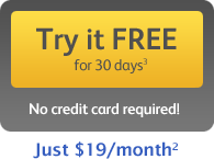Try it FREE for 30 days - no credit card required!