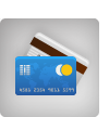 Accept credit cards right in QuickBooks (sold separately)