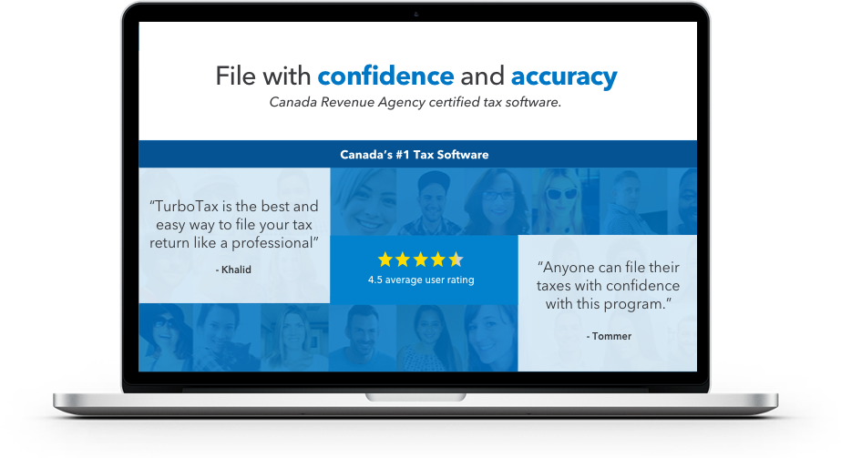 TurboTax - Canada's #1 Tax Software  Now offering Free Tax Software