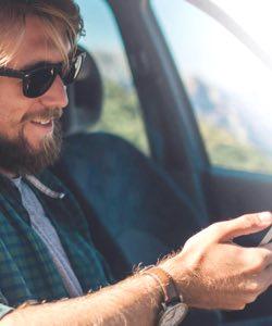 On-Demand Drivers (Uber)