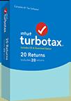 TurboTax 20 Returns 2016