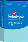 TurboImpôt 20 déclarations
