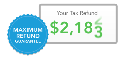 TurboTax Maximum Refund Guarantee