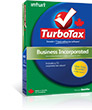 TurboTax Business Incorporated 2012/2013