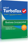 TurboTax Business Incorporated 2013/2014