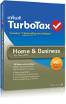 TurboTax Home & Business 2013