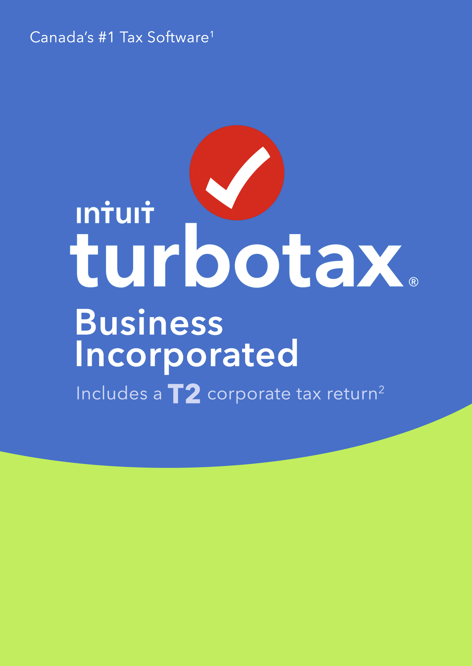 2018 TurboTax� Business Incorporated