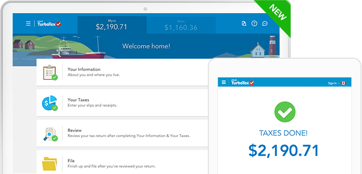 TurboTax Free and TurboTax Online