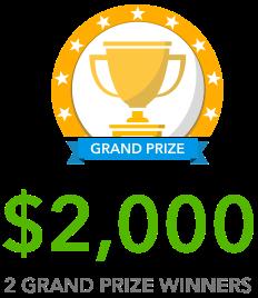 MyTurboTaxMoment Grand Prize