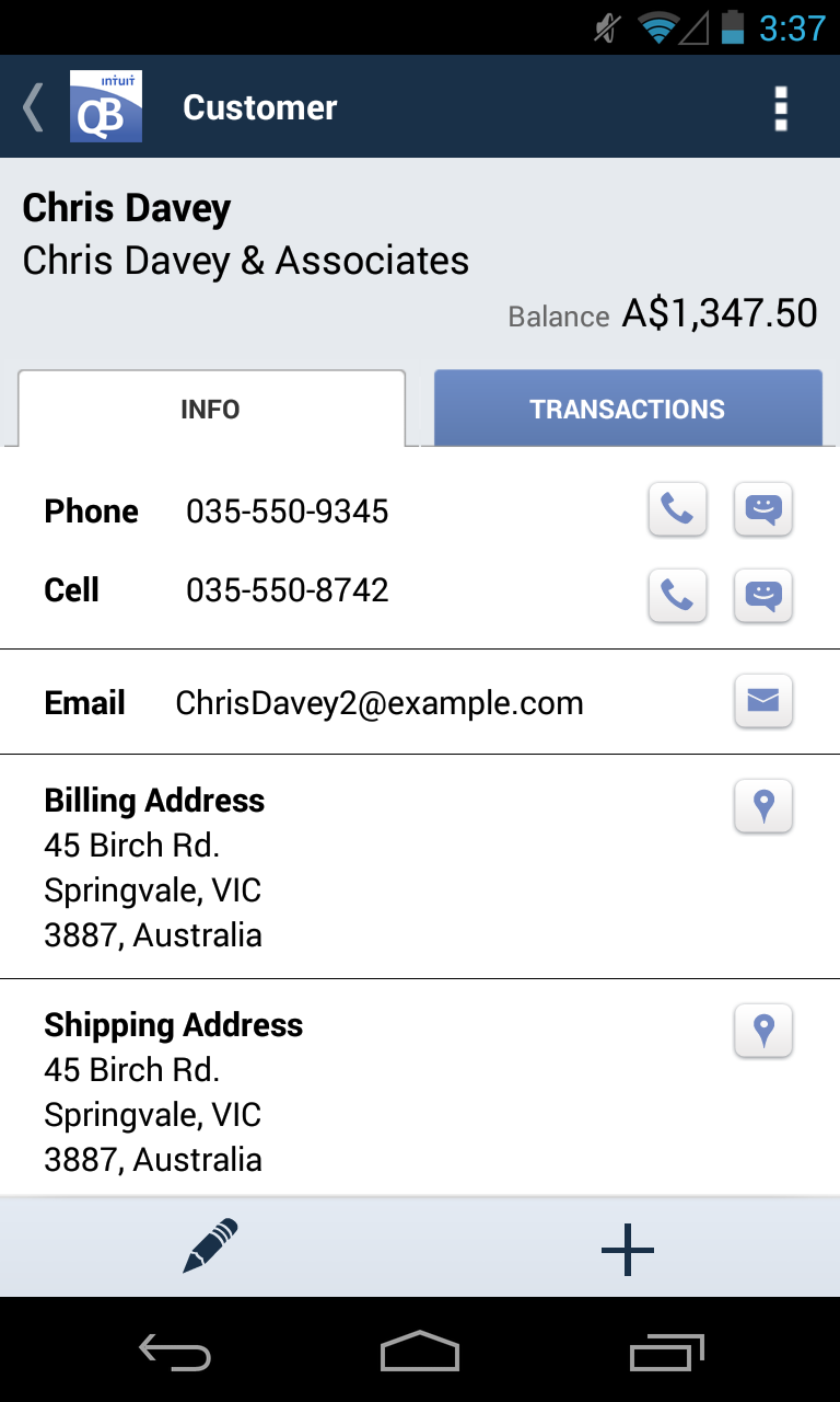 Billing Invoice Form Excel Mobile Accounting Apps  Intuit Quickbooks Malaysia Blank Proforma Invoice Template Pdf with Sample Invoice Word Create And Send Invoices And Estimates On The Spot You Can Also Mark  Invoices As Paid And See Customer Balances Invoice Download Template Pdf