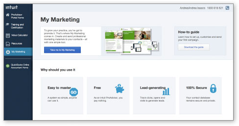 Marketing campaign builder