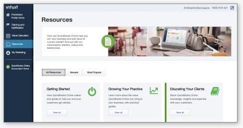 Client brochures & resources