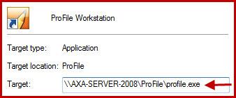 Workstation Install UNC